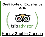 tripadvisor cancun happy shuttle