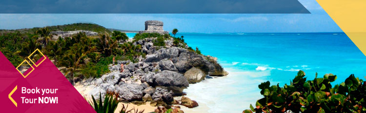 Tulum Arqueological Ruins