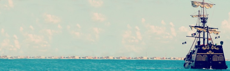 Captain Hook Dinner Cruise Cancun