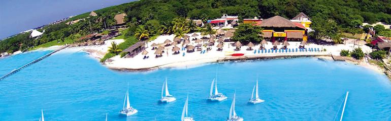 Catamaran Hotel View