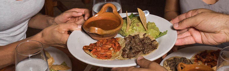 Cancun Food Tour Taste