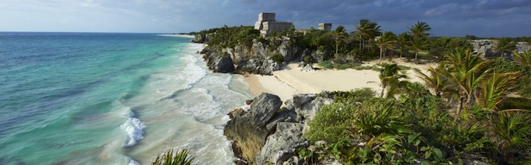 Tulum Panoramic View